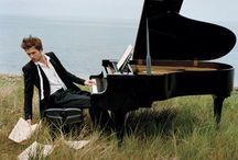 Music, Pianos & Pianists / by Kevin-Lori Rhodes