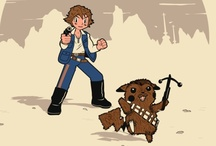 Star Wars Crossovers / by Sara