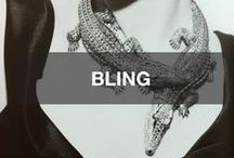 Bling / by JAWDA AND JAWDA DESIGN
