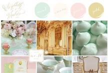 Wedding Colors. / by Mel Hirsch