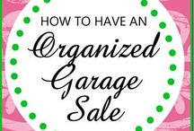 We're Having a Yard Sale / All kinds of pins related to having a successful yard or garage sale.