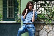 Fashion Bloggers / Fashion bloggers for EDWARD Jeans!