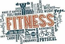 Fitness / Thoughts, tips, motivations, routines & food to help get in shape.