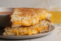 Artisan Grilled Cheese / In case we ever get around to having that party ;)