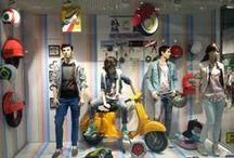 Window Displays//EDWARD Jeans / Window Displays