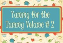 Yummy for the tummy vol. 2 / A place for all the things that help you cook. Tips, Advice, Storage ideas, funnies about food.