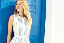 Simple summer dressing / Summer Style / by Lydia Abate