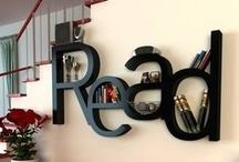 Bookish Home Decor