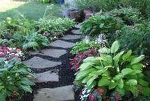 Garden/Outdoor/Porches lV / by Sandra Anderson