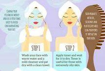 beauty tips / by Marcela Ayón