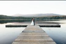 BC Wedding Venues / Wedding venues or locations in British Columbia, Canada.