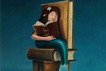 All About Books / by Scarlett