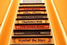 Stairs / by Jennifer Mouhot