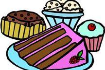Food - Desserts / desserts and snacks