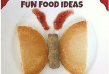 FUN FOOD FOR LITTLE ONES / by Amanda Johnson