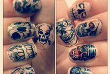 Nail Art  / Ideas for nails / by Stephanie Americanbyrd