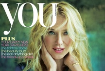 YOU Magazine Covers / A selection of previous YOU Magazine covers stars and interviews.