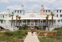Charleston/Isle of Palms, SC / by Natalie d'Aubermont Thompson