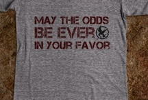 May The Odds Be Ever In Your Favor / by Amanda Johnson