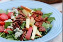 Salads / by Amanda Blackburn