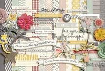 Fairytales scrapbooking kits  / by Rikki Donovan