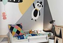 for the little bb's. / Ideas for kid rooms and kid parties!