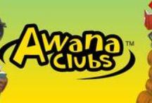 Awanas! / by Cydney Rowell