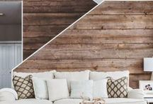 wood is good. / Especially when it's sustainably used, yes?!