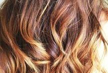 Hair Ideas / by Maddie Martins