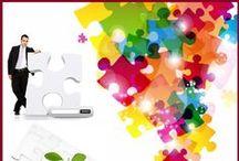 Jigsaw Puzzle Web Design