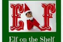 SPARKLES Elf On The Shelf / by Amanda Johnson