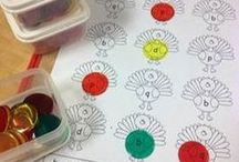 GOBBLE GOBBLE! / This is a collaborative board for all things Thanksgiving!!!  Please pin your Thanksgiving products ($ and free) as well as cute crafts and ideas you find!  If you would like to join this board as a pinner, please follow the board and email erinneb@yahoo.ca.  Happy Turkey Day everyone! Moderated by: Erin Palleschi - Once Upon A Classroom