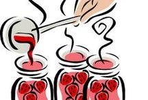 Preserving - Jams, preserves / Jams, jellies, condiments