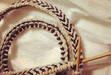 YarnCraft / Knitting and Crochet