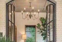 interiors / by Rachael ( Kelley) de la Mora
