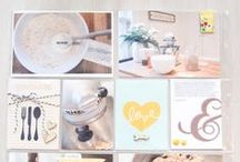 Project Life / Project Life - Modern Scrapbooking Page Design Inspiration
