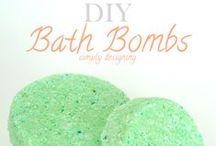 DIY Spa Time / DIY spa ideas, bath and body recipes and products / by Stephanie Americanbyrd