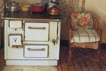 cuisine du passé / c'était comment les accessoires, équipements de cuisine à l'époque de nos parents, grand-parents…