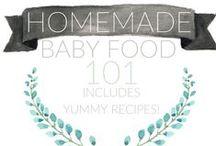 Baby Food / by Amanda Blackburn