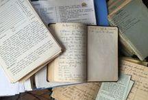Recettes de famille - cahiers de cuisine familiale / Rassembler des cahiers de cuisines familiaux afin de permettre la transmission entre nos parents et grand-parents et nous ! De plus, c'est un moyen agréable de partager ses recettes de famille ;) Si vous voulez participer et diffuser vos cahiers de cuisine du passé, envoyez-moi un message ;)