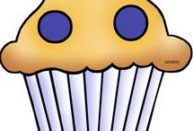 Food - Bread - Muffins