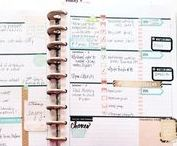 Planner Inspiration / Planner Inspiration with bullet journal ideas.