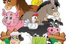 Animals -Mini Barn
