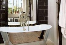 Bathrooms / #bathrooms / by Amanda Carol Interiors