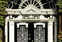 Front Doors / #frontdoor / by Amanda Carol Interiors