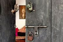 Decor Ideas / More ideas for my next home - rooms, nooks, vignettes, or just interesting tiles, photo framing ideas, etc.