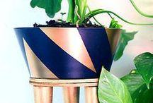 DIY Inspiration / Inspiration to DIY. Ideas for art and craft DIYs, home decor DIYs. DIY home decor, DIY crafts