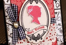 *My Projects: Vintage Shabby Cards / Vintage inspired projects