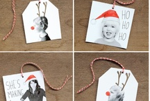 Holly Jolly... / by Alison Butler | Petit Mail Story Postcard Subscription For Kids