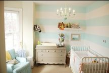 nursery / by Allison {A Glimpse Inside}